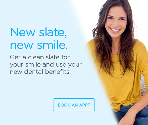Marketplace Dental Group and Orthodontics - New Year, New Dental Benefits