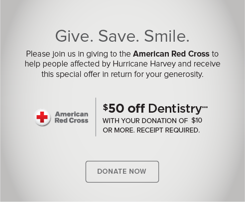Marketplace Dental Group and Orthodontics - Donate Red Cross® Hurricane Harvey